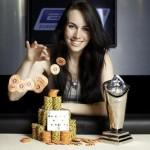 Pokerio turnyre britė laimėjo 1,25 mln. eurų