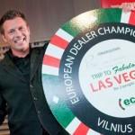 Europos krupjė čempionu Vilniuje tapo olandas