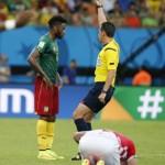 WC2014 Kamerūno pralaimėjimas dėl lažybų mafijos?