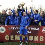 """Latvijos futbolo čempionė """"Daugava"""" nelegalių lažybų skandale"""