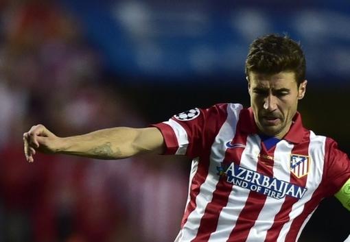 """""""Atletico"""" kapitonas prisipažino apie sutartas rungtynes"""