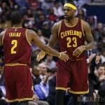 """Las Vegaso lažybų bendrovė: """"Kito sezono NBA favoritai – """"Cavaliers"""""""