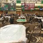 Las Vegasą aplankė liūtis – neatlaikė RIO kazino stogas (Foto, Video)