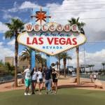 T&G nuotykiai Las Vegase